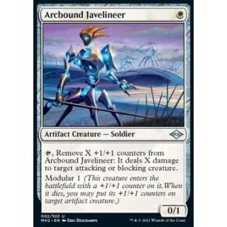 Arcbound Javelineer - FOIL