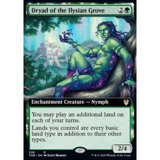 Dryad of the Ilysian Grove - PROMO