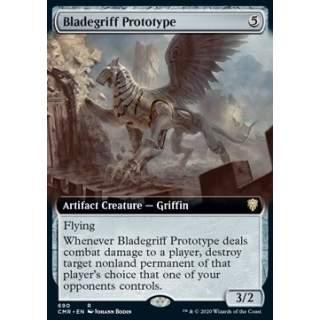 Bladegriff Prototype - PROMO FOIL