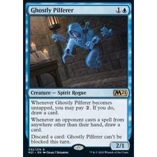 Ghostly Pilferer - FOIL