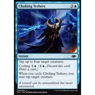 Choking Tethers