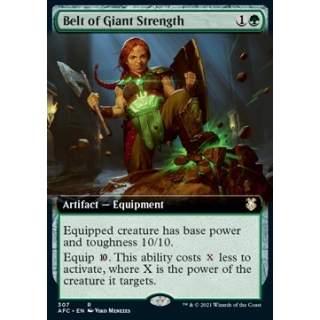 Belt of Giant Strength - PROMO