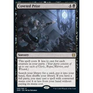 Coveted Prize - FOIL