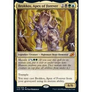 Brokkos, Apex of Forever - FOIL