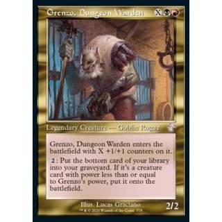 Grenzo, Dungeon Warden - PROMO FOIL