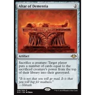Altar of Dementia - FOIL