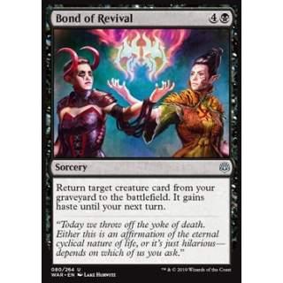 Bond of Revival - FOIL