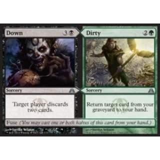Down // Dirty