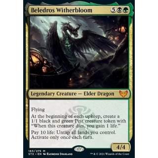 Beledros Witherbloom - PROMO FOIL