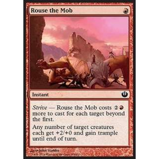 Rouse the Mob - FOIL