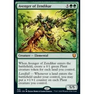 Avenger of Zendikar - PROMO