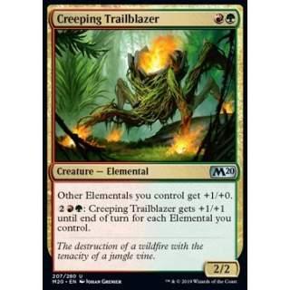 Creeping Trailblazer - FOIL