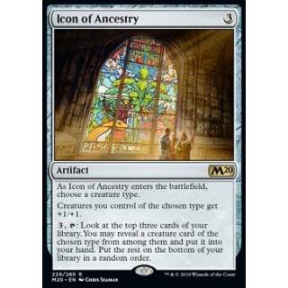 Icon of Ancestry - FOIL