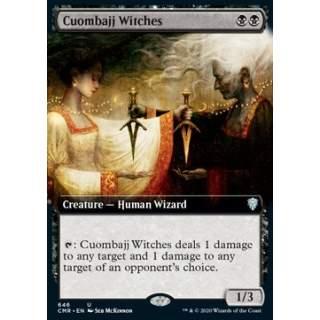 Cuombajj Witches - PROMO FOIL