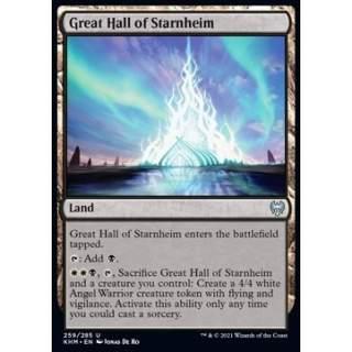 Great Hall of Starnheim - FOIL