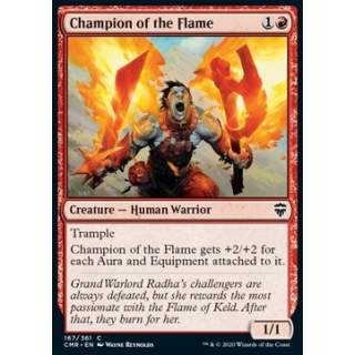 Champion of the Flame - FOIL