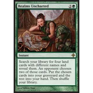 Realms Uncharted