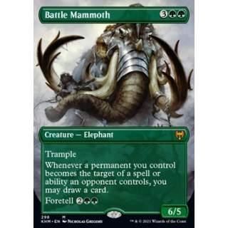 Battle Mammoth - PROMO FOIL