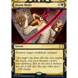 Doom Blade (V.3) - FOIL