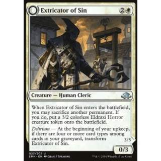 Extricator of Sin / Extricator of Flesh