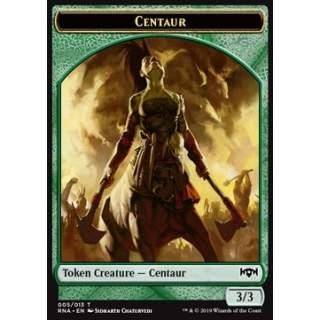Centaur Token (Green 3/3)