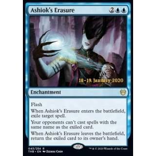 Ashiok's Erasure (Version 2) - PROMO FOIL