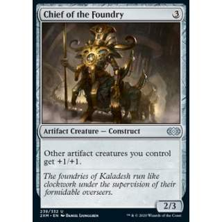 Chief of the Foundry - FOIL