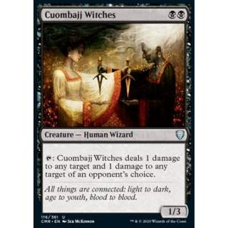 Cuombajj Witches - FOIL