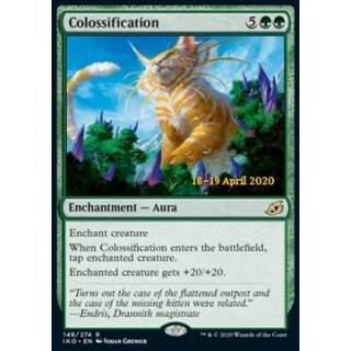 Colossification (V.2) - PROMO FOIL