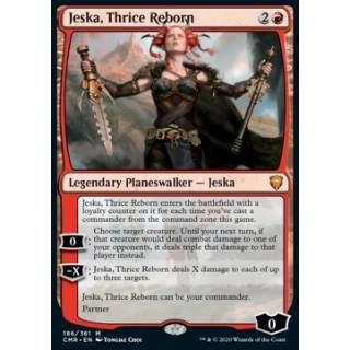 Jeska, Thrice Reborn