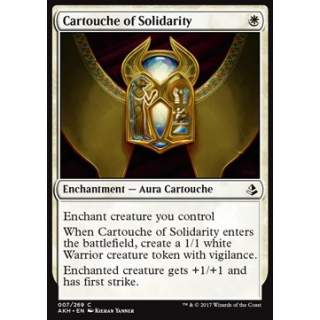Cartouche of Solidarity