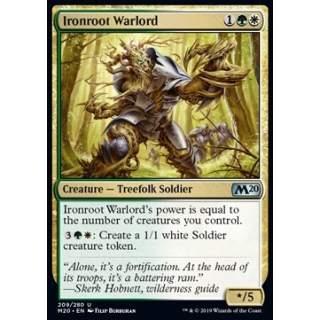 Ironroot Warlord - FOIL