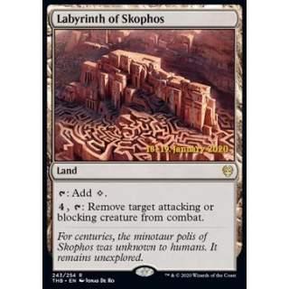 Labyrinth of Skophos (Version 2) - PROMO FOIL
