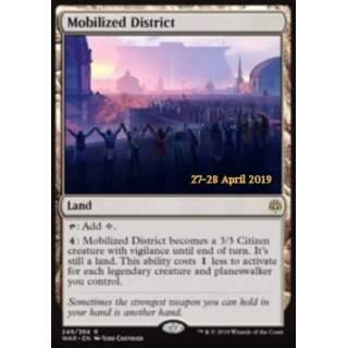 Mobilized District - PROMO FOIL