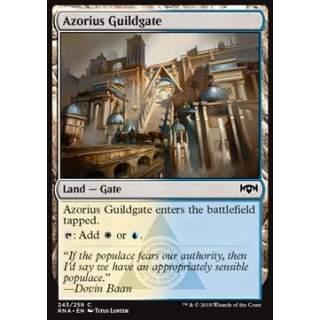 Azorius Guildgate (Version 1)
