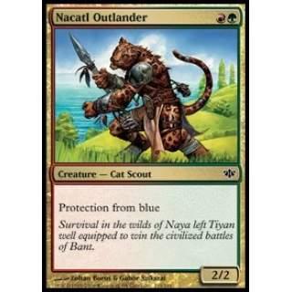 Nacatl Outlander - FOIL