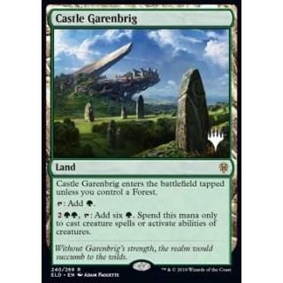 Castle Garenbrig (Version 2) - PROMO FOIL
