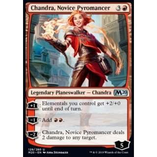 Chandra, Novice Pyromancer - FOIL