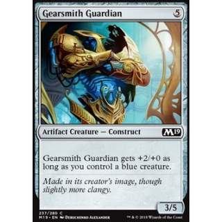 Gearsmith Guardian - FOIL