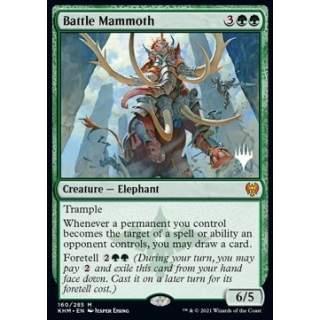 Battle Mammoth (V.2) - PROMO FOIL