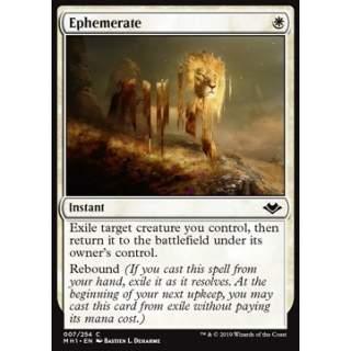 Ephemerate