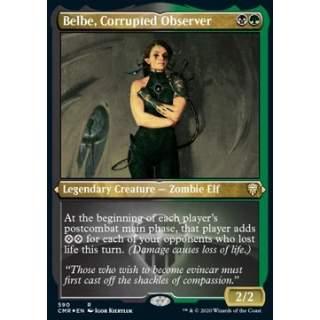 Belbe, Corrupted Observer - PROMO FOIL