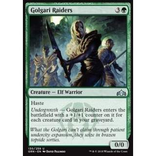 Golgari Raiders