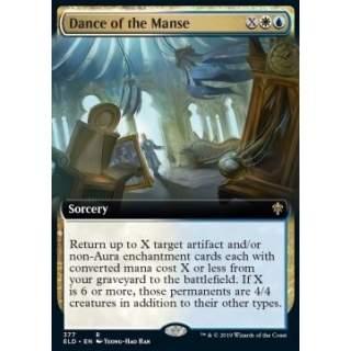 Dance of the Manse - PROMO FOIL