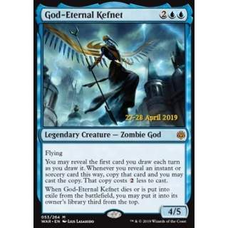 God-Eternal Kefnet - PROMO FOIL