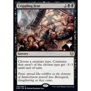 Crippling Fear (V.2) - PROMO FOIL
