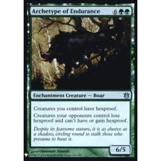 Archetype of Endurance - FOIL