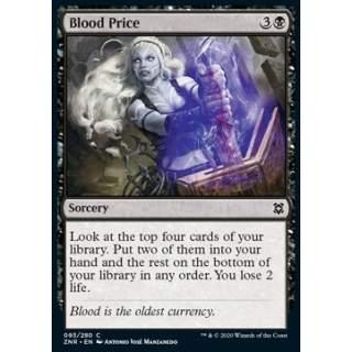 Blood Price - FOIL