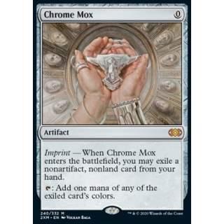 Chrome Mox - FOIL