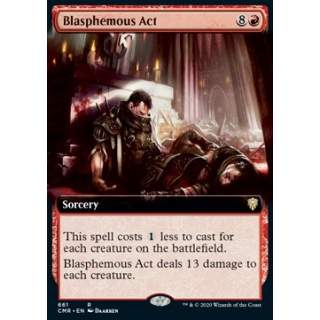 Blasphemous Act - PROMO